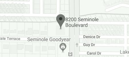 Seminole Law Office Map